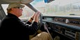 Mark driving